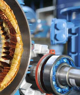 wide range of electric motors